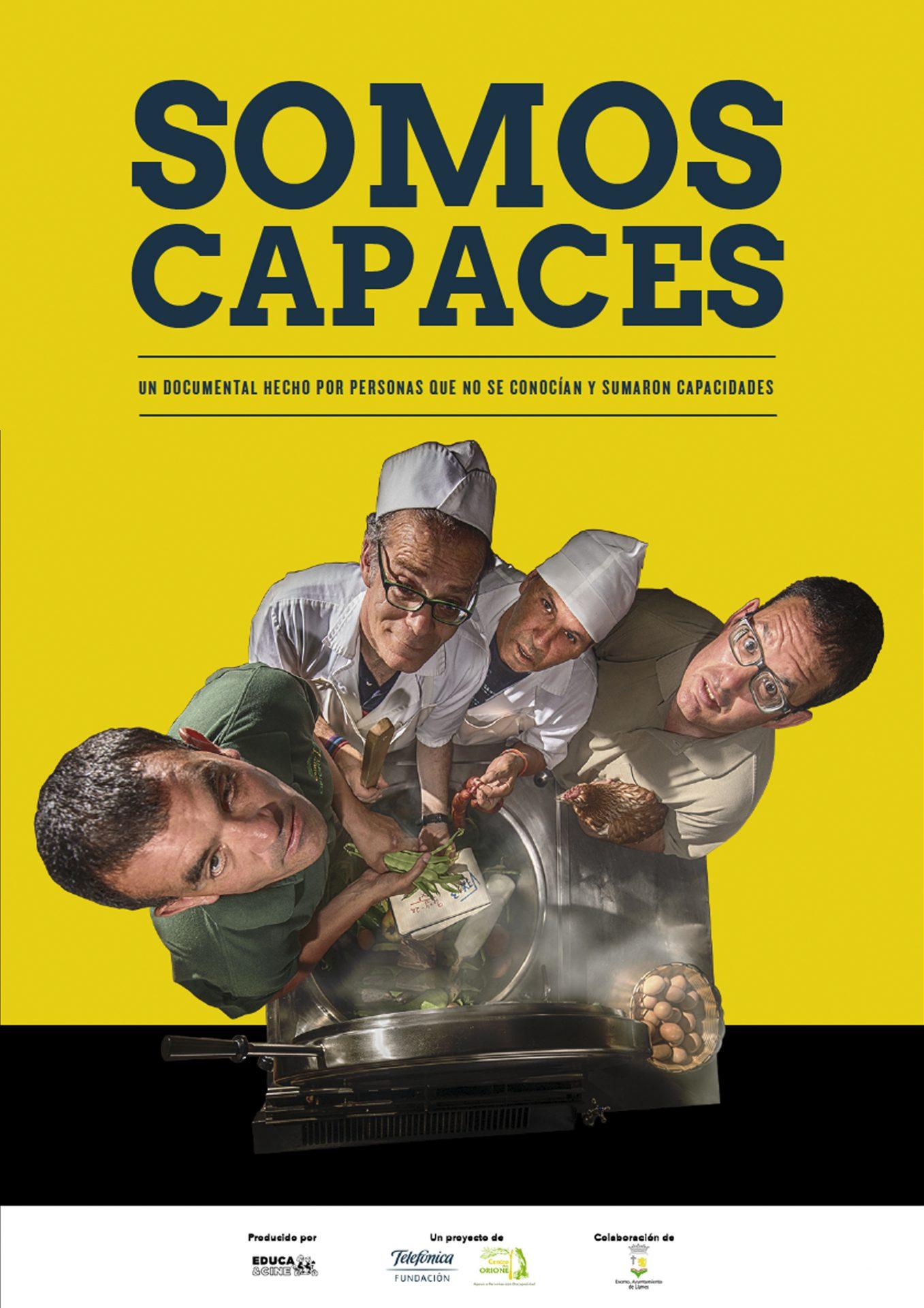 SOMOS CAPACES